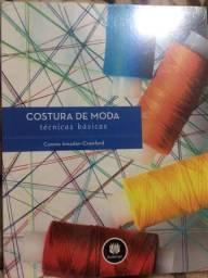 Livro costura de moda!