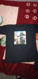Camiseta Marilyn Manson e Robert Smith