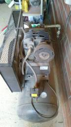 Compressor de ar schulz 5cv 200l