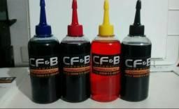 Tintas Corantes para impressoras Epson (100% Compatível)