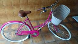 Bicicleta retrô vintage aro 26 12×$30