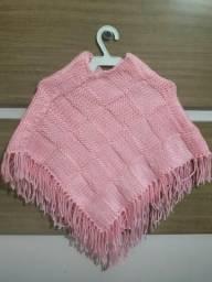 Poncho Infantil 1-2 anos