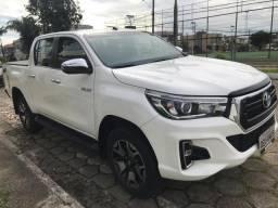 Toyota Hilux SRX - 2019