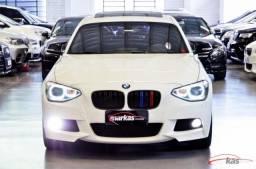 BMW 125i 2.0 m sport 218hp teto aro 18 4P