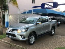 VENDIDA*Hilux SRV 2.8 Diesel AT 2017