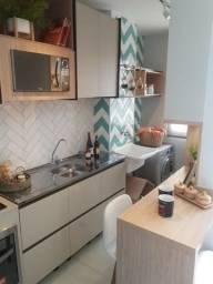 Lançamento Bairro Eldorado Vida Milão 2/4 com Suite próximo ao Parque Macambira Anicuns