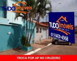 Casa 3qtos, suite, 4 vagas, Laje, aceita financiamento e FGTS