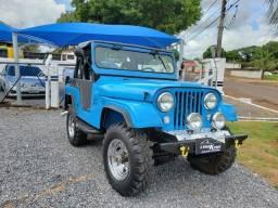 Jeep Willys 77 6cc