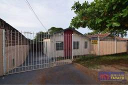 Casa com 2 dormitórios para alugar, 75 m² por r$ 580/mês - parigot de souza 2 - londrina/p