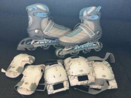 Patins Oxer R$ 150,00