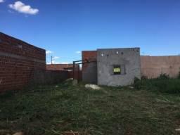 Casa inacabada Esplanada faço parcelamento