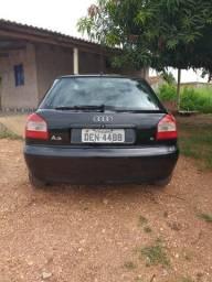 Audi a3 aut, 1.8, quero dar entrada em um mais novo, p poder trabalhar no Uber - 2002