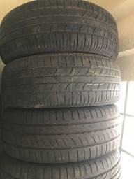Pneus aro 15 . 195/55 R 15 - Dunlop/ Bridgestone/Pirelli . Valor Unitário