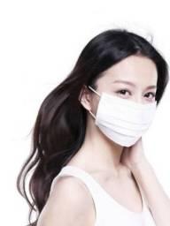 Vende-se máscaras descartáveis 0,50$