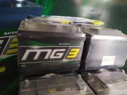 Bateria MG3 100ah 12m garantia - 12x sem juros