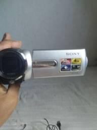 Câmara e filmadora Sony