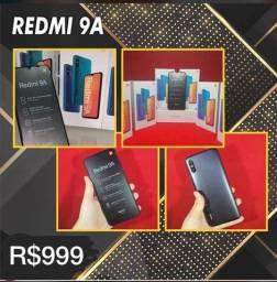Xiaomi Redmi 9A lançamento novo lacrado