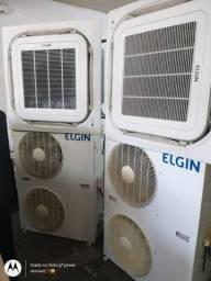 Ar Condicionado Elgin K7 48.000btus com Garantia !
