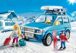 Playmobil 9281 Family Fun - Winter SUV