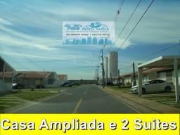 Casa 002 suítes e ampliada e moveis planejados no Condomínio Rio Jangada
