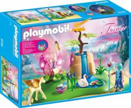 Playmobil 9135 - Lights Blossom of the Fairies Babies