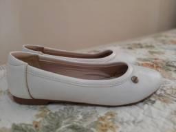 Sapatilha Branca,Marca:Modare N° 37