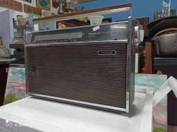 Rádio transglobe antigo funcionando antiguidades