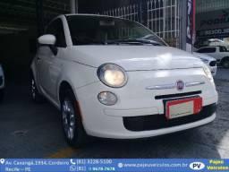 Fiat 500 Cult 2012/2013
