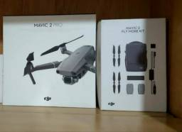 Mavic 2 Pro Flymore Impecável