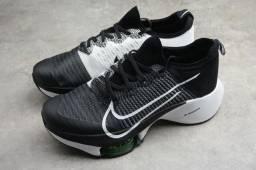 [CI9923-001]-[Tênis Nike Air Zoom Alphafly Next% Black/Wite]