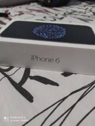 Caixa iPhone 6 Vazia + adesivos