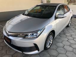 Corolla Gli upper 2018