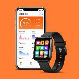Smartwatch Xiaomi Mibro Color - 2021 Android / IOS (Original - Novo)
