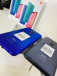 Celular Redmi 9 64GB R$ 1.069,00