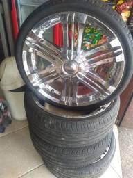 Rodas com pnel  4.500 reais