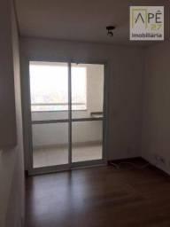 Apartamento com 2 dormitórios, 53 m² - venda por R$ 275.000,00 ou aluguel por R$ 1.150,00/