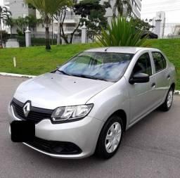 Renault Logan 1.0 16V - 2016 (No Boleto)