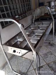Vende-se fogão industrial