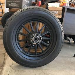 Roda traseira Harley Davidson Sportster 883