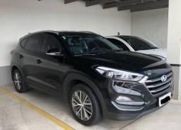 Hyundai tucson 1.6 t-gdi GL turbo em perfeito estado