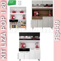 Armário de cozinha liza pop / armário de cozinha liza pop / armário de cozinha