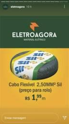 Título do anúncio: !!!!!Promoção de cabos Flex sil   l!!!!!