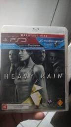 Título do anúncio: Heavy rain ps3