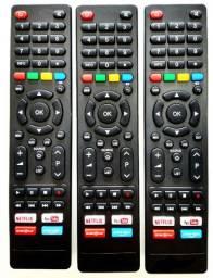 Controle remoto TV Philco SMART