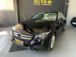 Título do anúncio: Mercedes-benz c 180 2016 1.6 cgi avantgarde 16v turbo gasolina 4p automÁtico