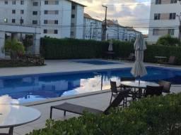 Título do anúncio: Apartamento para Venda em Camaçari, Boa União (Abrantes), 2 dormitórios, 1 suíte, 2 banhei