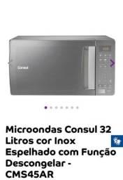 Título do anúncio: Microondas Consul  - 32L