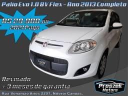 Fiat Palio Evo Attractive 1.0 8V Flex - Ano 2013 Completo