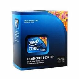 Processador CPU Intel Core i5 750 Quad-Core - LGA 1156 - 2,66GHz