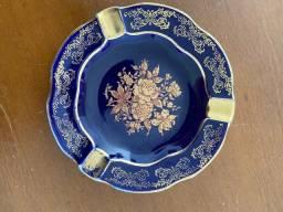 Título do anúncio:  Cinzeiro Porcelana Limoges França Antiguidade